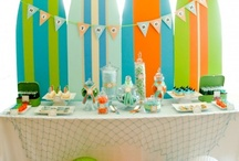 Birthday Party Ideas / by Donna reCREATE
