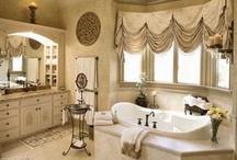 Bathrooms / by Carol Newton