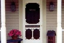 Screen Doors / by Carol Newton