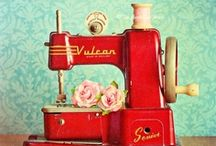 ● Nostalgic Handicraft / by Tanja's ♥ Textiles - Let's be Creative