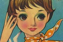 Vintage Cards / by Tricia Shaw