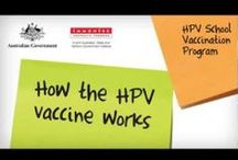 HPV School Vaccination Program / Links to information materials and resources for the HPV School Vaccination Program. / by Australian Department of Health