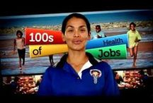 Health Heroes / The Health Heroes campaign seeks to encourage more Aboriginal and Torres Strait Islander secondary students to pursue a rewarding job in health. / by Australian Department of Health