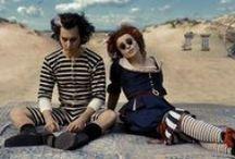 Inside a Tim Burton World / by Julie Sideropolis