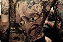 Tattoo / Body art / by Bruce Newlands