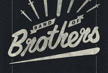 Band of Brothers / Honor those who served. / by Pamela Lee