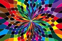 Color-rainbow / by B