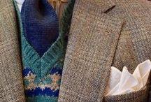 Harris and other Tweeds / by Alec Caprari