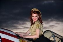 DMPX Pinup / This is some of my pinup work. My favorite genre. All images are copyrighted. / by DMPX Photography