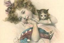Vintage Printables / by Brocante de Knotwilg