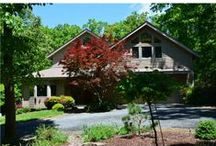 SOLD: 7416 Talbryn Way, Chapel Hill / Elegant custom home on over 10 acres with a private pond.  / by Rhonda Stults, Realtor