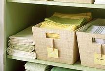 Organization Tips and Tricks / by Rhonda Stults, Realtor