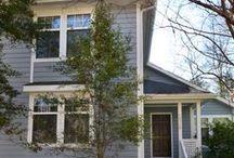 SOLD: 503 A Monroe St, Chapel Hill, NC / www.503Amonroe.com  Chapel Hill Home for Sale / by Rhonda Stults, Realtor