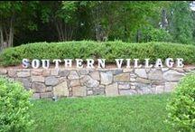 Southern Village Neighborhood / New Urbanist Neighborhood in Chapel Hill NC / by Rhonda Stults, Realtor