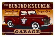 Trucks / Whether you like show quality, work horse or off road, you love trucks!!  And we have the signs, apparel and memorabilia you need!! / by Genuine Hotrod