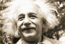 Einstein / by Susan Knauff