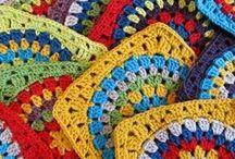 Crochet  / by Aussie Waldy Dolls .