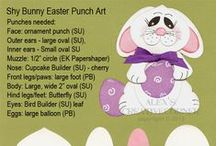 Punch Art for cards and scrapbooking / by natalie jenkins