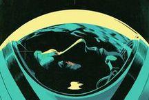 Ground Control to Major Tom / by Valeria La Sofi