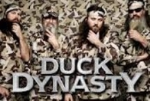 HEY..It's Duck Dynasty>3 (season) / by Diana Schutz