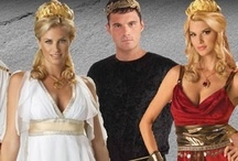 Terror in a Toga / Here are some great ideas for throwing Terror in a Toga - a Roman themed-murder mystery party from Night of Mystery! / by Night Of Mystery