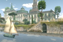 Magnificat / Magnificat (by Alia Baroque) – The Relay Royales kindly invite you to their summer palace and gardens for a week of divertissment, plays, games and leisure to Celebrate Life and Magnify our Souls. Location:  / by Fantasy Faire