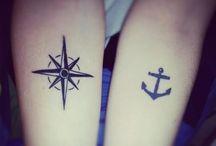 Tattoos & Piercings  / by pinkpolaroid