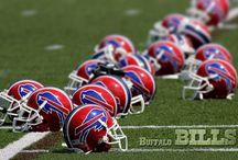 Buffalo Bills / by Anja Magnanti