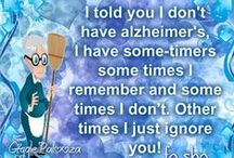 Alzheimer's & Dementia / by Jenny Griffis