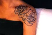tattoos / by Candy & Commitment