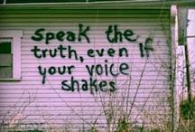 Words Of Wisdom / by Tracy Elliott