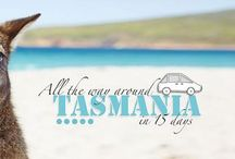 Tasmania.  / I just want to be there with you.  Where can make my dream come true.  / by Thicha Ploy