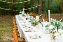 Outdoor Weddings / Weddings outside / by Whispering Pines Bed & Breakfast