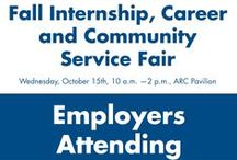 2014 Fall Internship, Career and Community Service Fair / These employers and organizations are coming to the Fall Fair on October 15th, 10am - 2 pm. Click through to access company information. Study up and make an impact! Remember, preparation is key! / by UC Davis Internship and Career Center