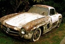 It Ran When I Parked It / I Have a Lust for Rust in the Dust / by A N Other