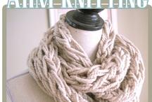 Crochet & Knitting & Etc / by Dendy Seaton