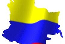 ORGULLOSAMENTE COLOMBIANO! / Esta es tan sólo una  pequeña muestra de por qué nos sentimos orgullosos de ser colombianos; porque somos un país lleno de gente buena y muy talentosa. Que viva Colombia! / by Claudia Cuero - Chic e-VENTOS