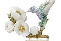 1000 Jewellery Masterpieces 2/6 : nature, scenery, figurative design 1/2 / . / by Judith Nivifer