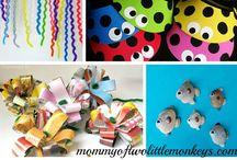Kids' Crafts & Games / by Nikki Taylor