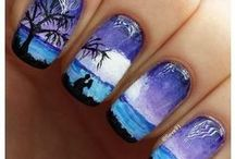 Nails :) / by Neesa Holywogers