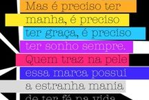 frases soltas / by Maria Arteira