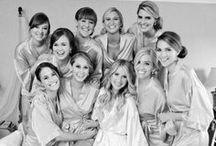 Bridesmaid Business / For the wedding of Amanda Yelvington and John Sever / by Ashlyn