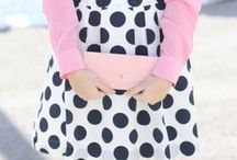 Outfits with dots / by Match Clothes Colors