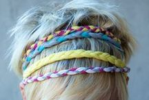 HATS & HAIR ACCESSORIES / by Gypsy Stitches