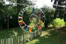 MOBILES & WINDCHIMES / by Gypsy Stitches