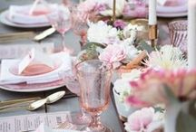 PARTY Pretty in Pink  / DIY craft and printable party ideas. / by Digital Printables ◆ WhilstDigitalStash   Whilst