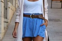 Shades of blue / Baby blue, pastel blue, aqua blue / by Match Clothes Colors