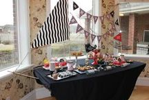 PARTY Nautical / Ideas and Accessories  / by Digital Printables ◆ WhilstDigitalStash   Whilst