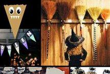 PARTY DECOR Halloween  / by Digital Printables ◆ WhilstDigitalStash   Whilst