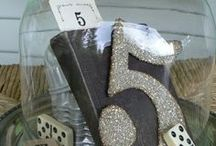 PARTY Table Numbers / by Digital Printables ◆ WhilstDigitalStash   Whilst